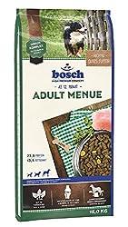 Bosch 44097 Hundefutter Adult Menue 15 kg