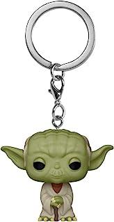 Funko Star Wars Yoda Keychain, Multicolor, One Size