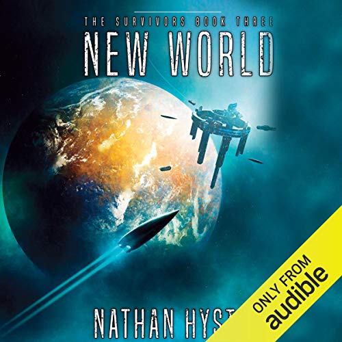 Page de couverture de New World