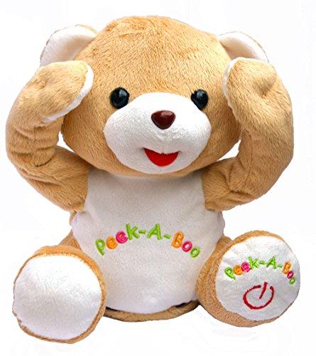 Bo-Toys Cute Peek-a-Boo Teddy Bear …