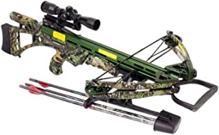 Carbon Express Covert SLS 4X32 Crossbow Package 355 FPS with Extras