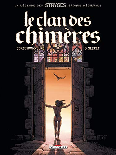 Le Clan des Chimères T05: Secret