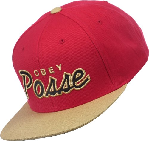 Obey Posse Snapback Casquette