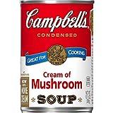 Campbell´s, Conserva de sopa y crema de verdura (Hongo) - 6 de 305 gr. (Total 1830 gr.)