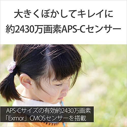 ソニーSONYミラーレス一眼α5100パワーズームレンズキットEPZ16-50mmF3.5-5.6OSS付属ブラックILCE-5100L-B