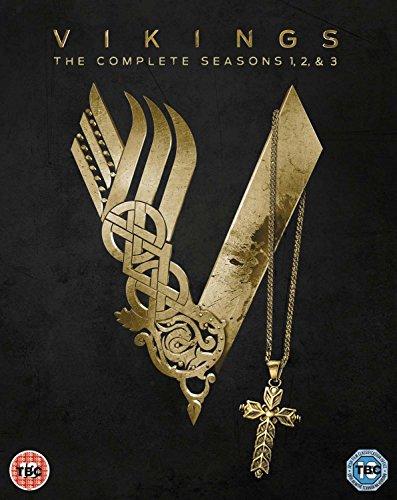 Vikings Season 1-3[DVD](海外import版)