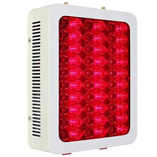 300W LED Infrarot-Licht Rotes Licht, Home660nm & Near Infrared 850Nm Für Haut Und Schmerzlinderung, Anti-Aging Muskelleistung