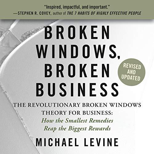 Broken Windows, Broken Business cover art