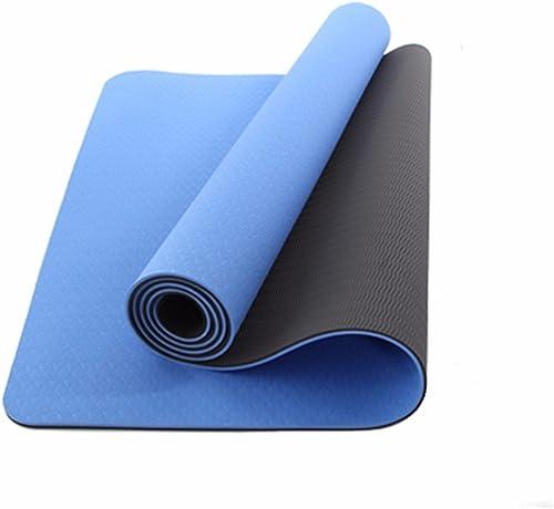 Olici MDRW-Amateurs De Yoga élargir 80Cm Long Saut Yoga Pilates Mat pour Les Hommes Et Les Femmes Apprennent Le Yoga 183  80Cm Tapis De Yoga