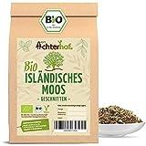 Isländisch Moos Tee BIO | 500g | 100% Islandmoos-Tee ohne Zusätze | vom Achterhof