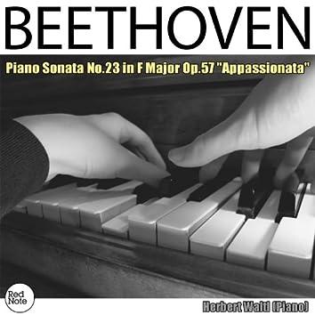 "Beethoven: Piano Sonata No.23 in F Major Op.57 ""Appassionata"""