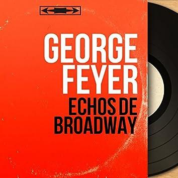 Échos de Broadway (Mono Version)