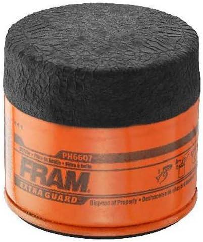 Fram PH6607 PH6607 Extra Guard Oil Filters