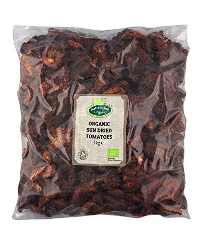 BIO Sonnengetrocknete Tomaten 1kg von Hatton Hill Organic – BIO Zertifiziert