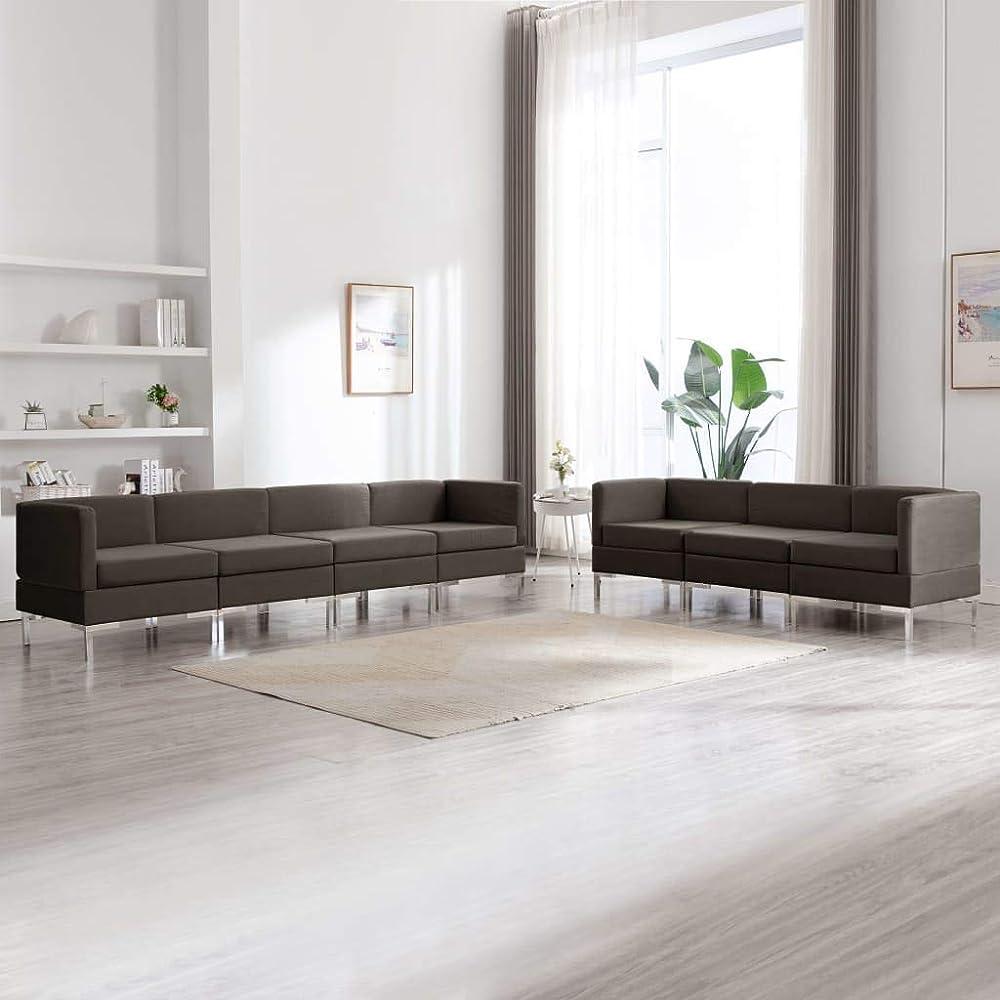 Tidyard set divani, divano 3 posti + divano 4 posti FDS6823455758524KN