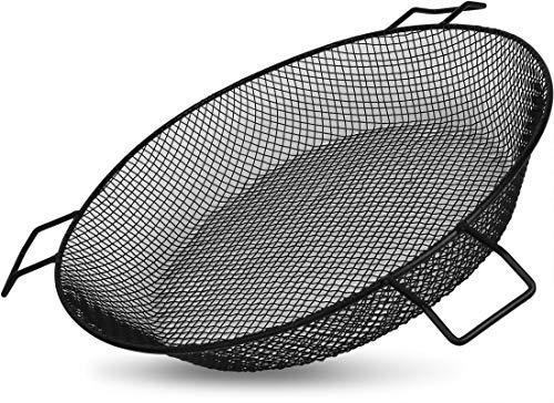 Futtersieb Madensieb für Futtereimer Angelzubehör, Durchmesser: 33 cm, Durchmesser:5 mm
