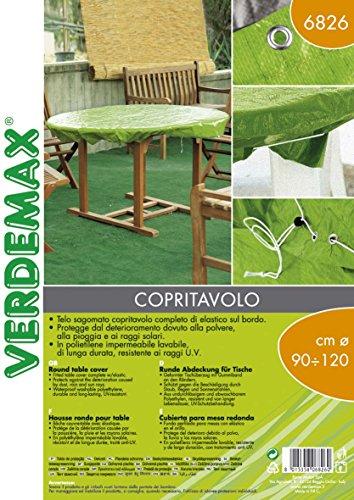 Verdemax 6826 90–120 cm pour Table Ronde