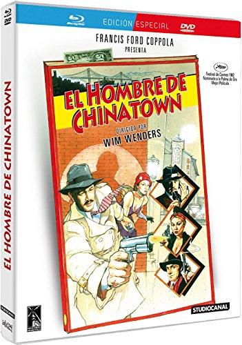 Hammett (EL HOMBRE DE CHINATOWN (BLU-RAY+DVD), Spanien Import, siehe Details für Sprachen)