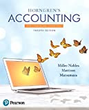 Horngren's Accounting, The Financial Chapters Plus MyLab Accounting with Pearson eText -- Access Card Package (Prentice-Hall Adult Education)