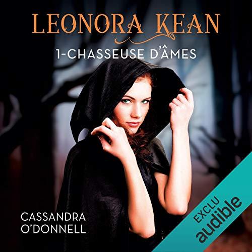 Léonora Kean audiobook cover art