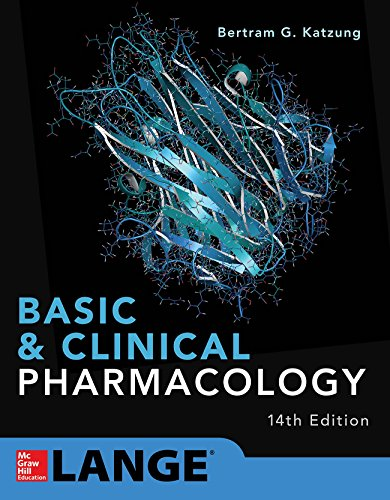 Basic and Clinical Pharmacology 14th Edition (English Edition)