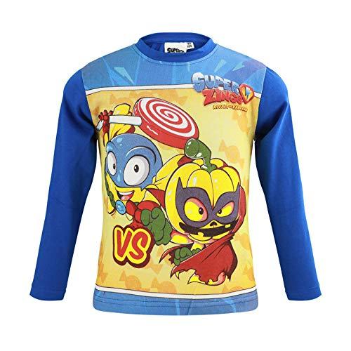 Super Zings - Niño - Camiseta Magla de...