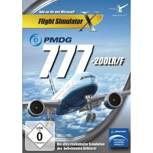 Flight Simulator X – PMDG 777-200LR/F (Add-On) - [PC] - [Edizione: Germania]