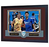 SGH SERVICES Gerahmtes Poster 2019 Novak Djokovic Rafael