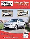 E.T.A.I - Revue Technique Automobile B762 - VOLKSWAGEN TIGUAN I - 5N PHASE 1 - 2007 à 2011