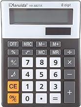 Sun Kea 8-Digit Business Calculator Financial Calculator Scientific Calculator Desk Calculator Office School Home (Grey)