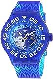 Swatch Analogico al Quarzo Orologio da Polso SUUS100