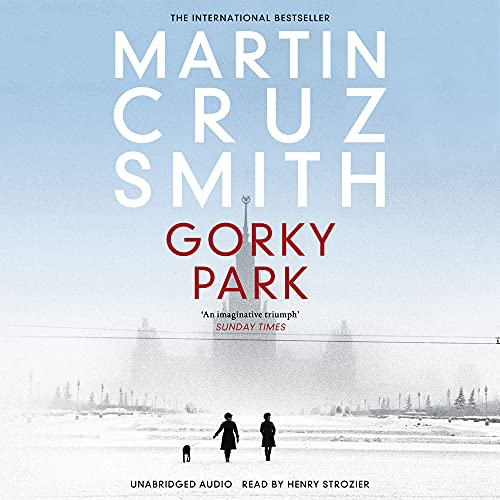 Gorky Park cover art