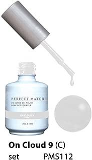 LeChat Perfect Match Gel Polish Belle La Vie Collection On Cloud 9 - .5oz