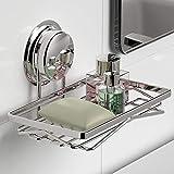Willsego Saugseife Seifenständer Badezimmer Bad Seifendose (Farbe : -, Größe : -)