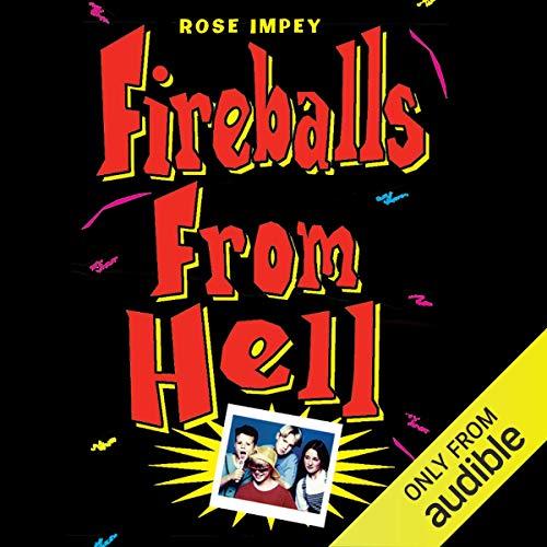 Fireballs from Hell cover art