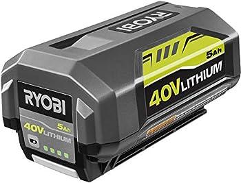 Ryobi 40-Volt Lithium-Ion 5 Ah High Capacity Battery