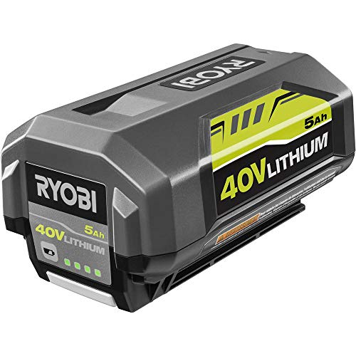 Ryobi OP4050A 40-Volt Lithium-Ion 5 Ah High Capacity Battery