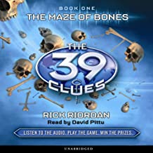 the 39 clues audiobook