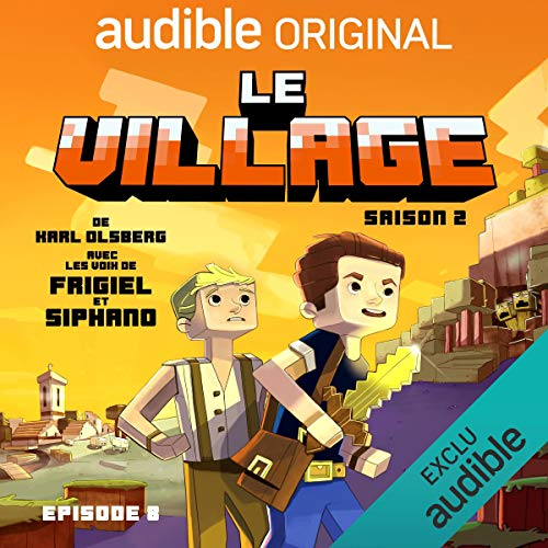 Couverture de Le village 2.8