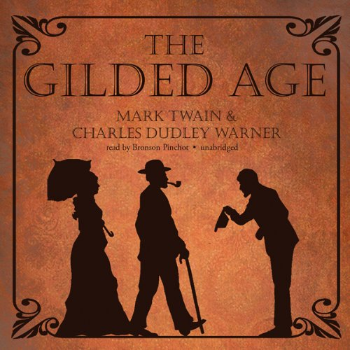 The Gilded Age audiobook cover art