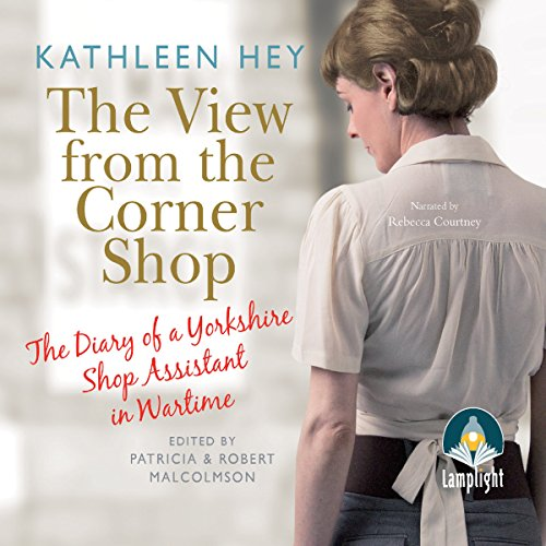 The View from the Corner Shop cover art