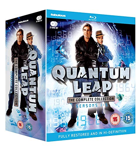 Quantum Leap: The Complete Collection [Blu-ray] [UK Import]