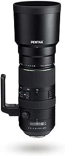 Pentax HD D FA 150-450mm f4.5-5.6ED DC AW Super-Telephoto Lens for Pentax KAF Cameras
