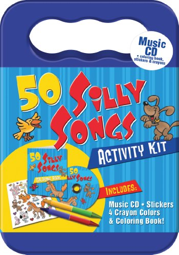 Price comparison product image 50 Super Songs Activity Kit