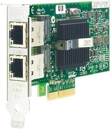 HP NC382T PCIE DP GIGABIT SVR ADPTR サーバーストレージおよびインフラストラクチャ (SI) - 458492-B21 (認定整備済み)