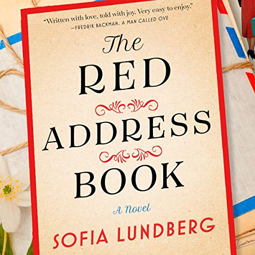 The Red Address Book audiobook cover art
