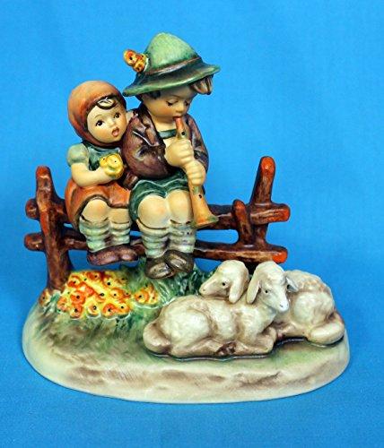 Goebel Hummel Porzellan Figur - Hum 99 - Abendlied