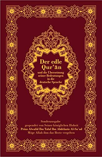 SONDERAUSGABE: Der edle Quran und die Übersetzung seiner Bedeutungen in die deutsche Sprache
