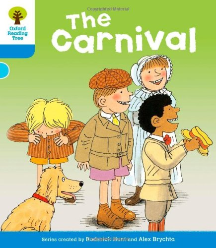 Oxford Reading Tree: Level 3: More Stories B: The Carnivalの詳細を見る