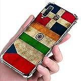 Arkrdiif 2021 Funda para Samsung Galaxy A7 2017, transparente, airbag, antigolpes, suave, silicona y TPU resistente a los arañazos, funda Premium Eco Case transparente (India)